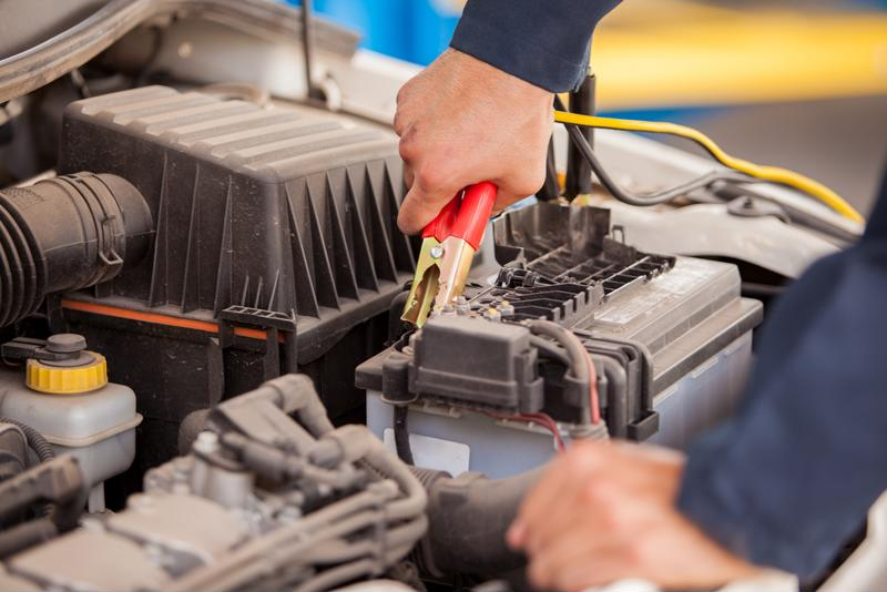 Take your car to the autoshop to see if the battery needs replaced before fall.