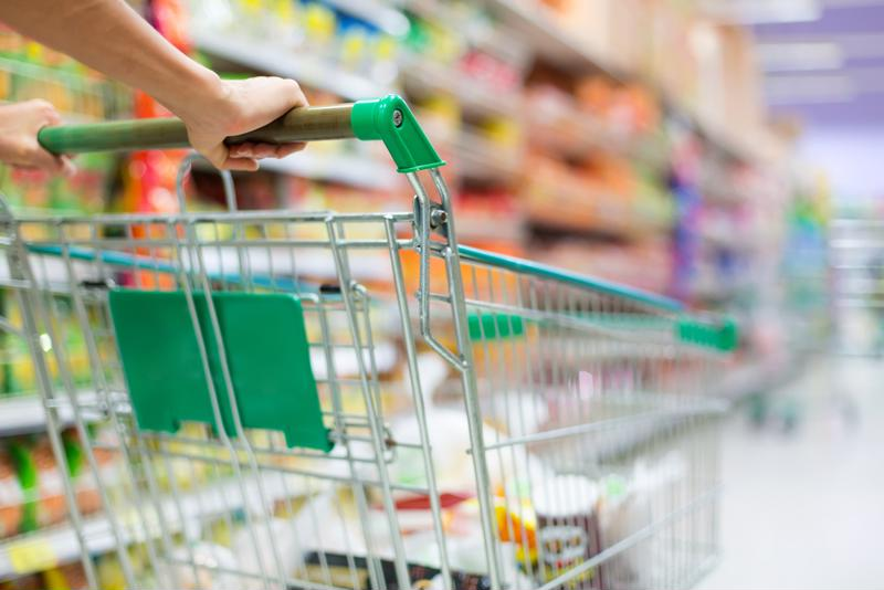 Grocery stores have been hit hard, but suppliers are recovering.