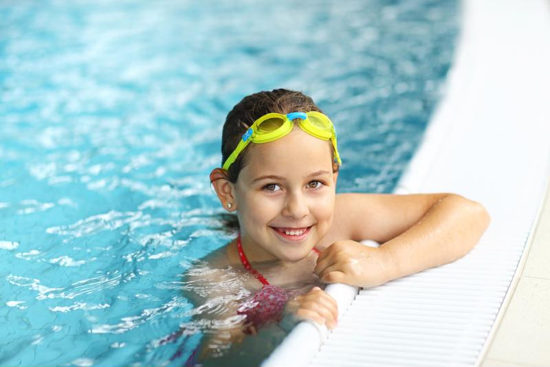 Swimming is a great way to improve endurance while beating the heat.