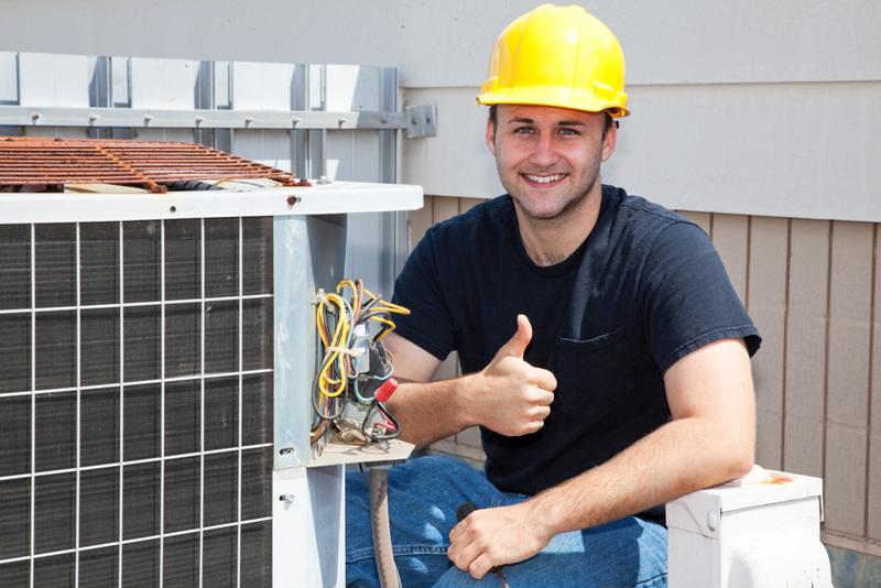 An air conditioning professional can help you find an energy-efficient unit that is appropriately sized for your space.