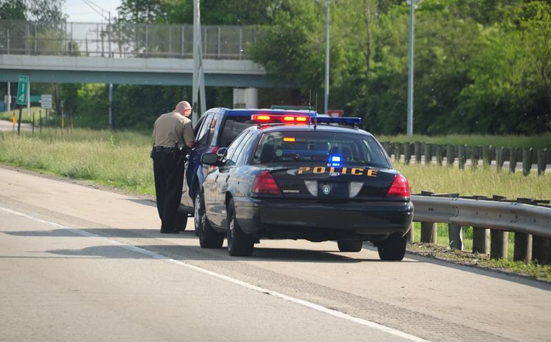 Texting and driving is a primary law in five states, allowing police to pull motorists over for this violation alone.
