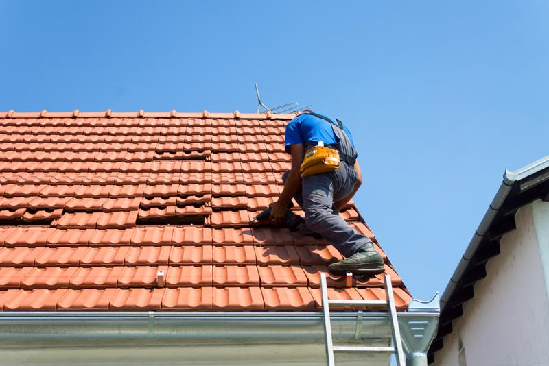 roof, roofing, weatherproof, terra cotta roof, roof construction