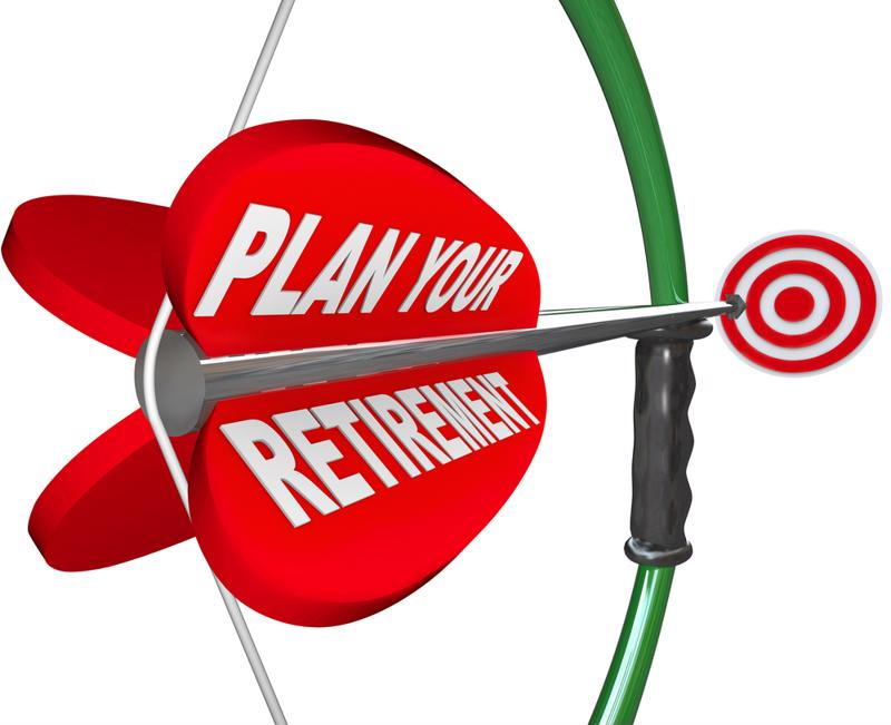 A majority of businesses offer 401(k)s to help their employees retire on target.