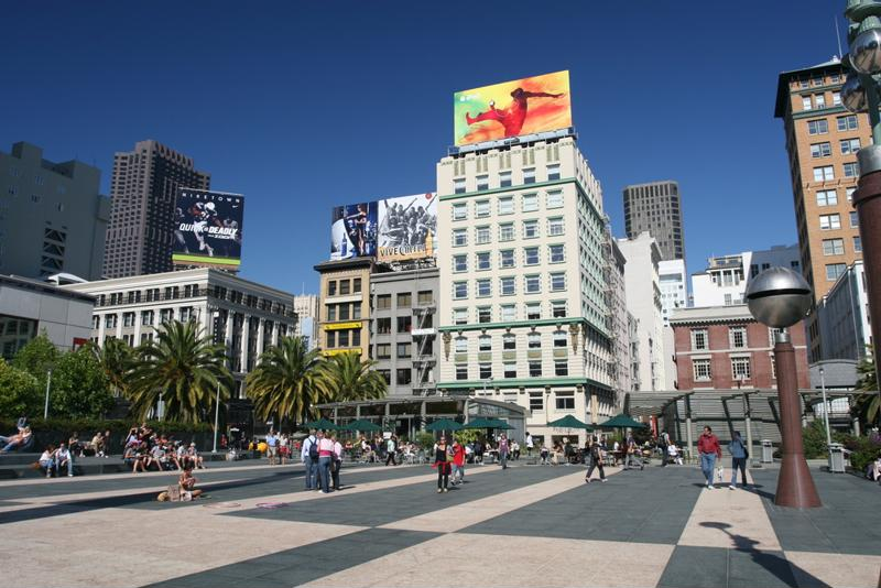 San Francisco is the perfect destination for job seekers looking for technology-related work.