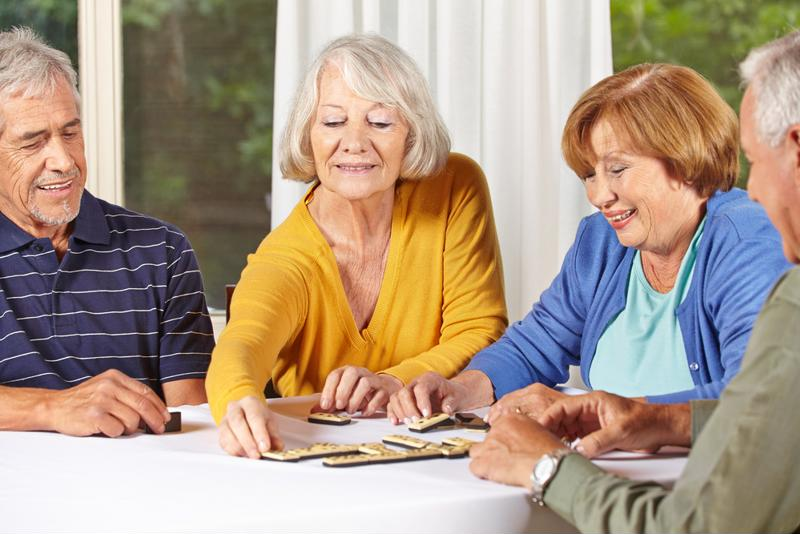 Get to know your peers within the senior living community.
