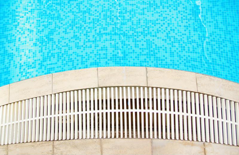 Keep your pool water looking sparkly and clean by changing your filters.