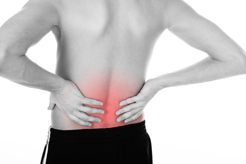 Distribution centers aren't as productive if workers experience back pain.