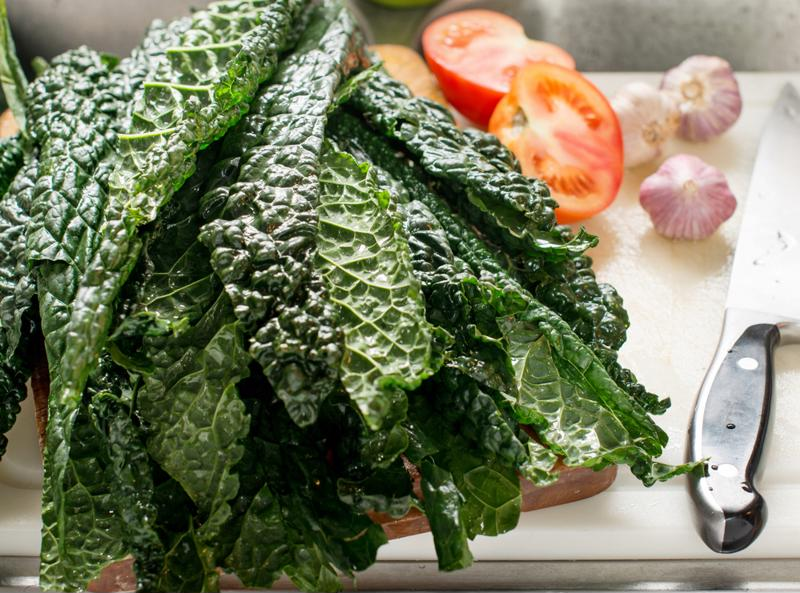 Use fresh collard greens as the wraps.