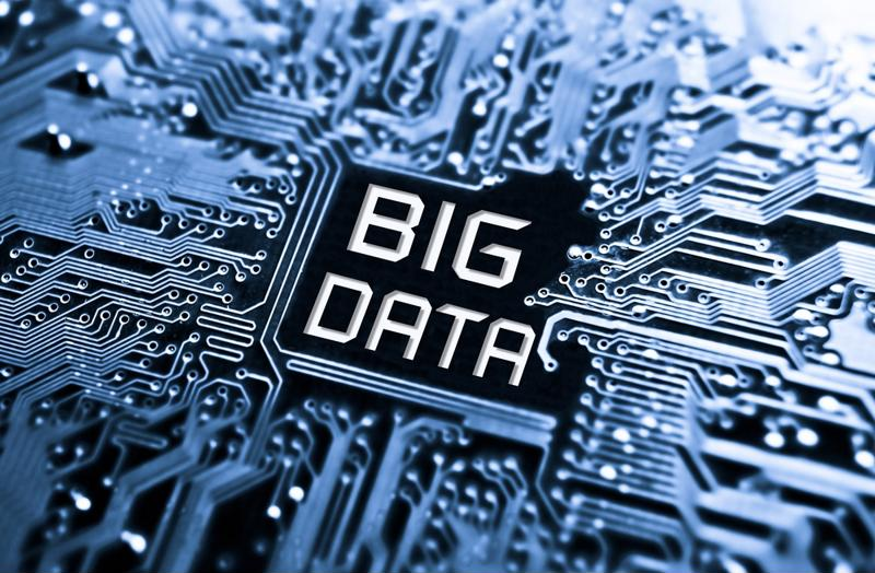 Computer chip processes big data