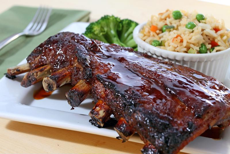 Use honey to make an irresistible glaze for ribs.