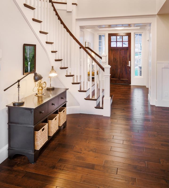 Foyer Luxury Vinyl : Vinyl floor inspiration ideas