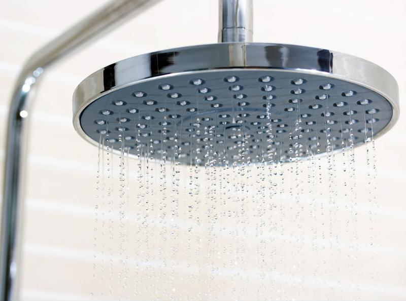 Endless hot water means you can enjoy a relaxing shower indefinitely.