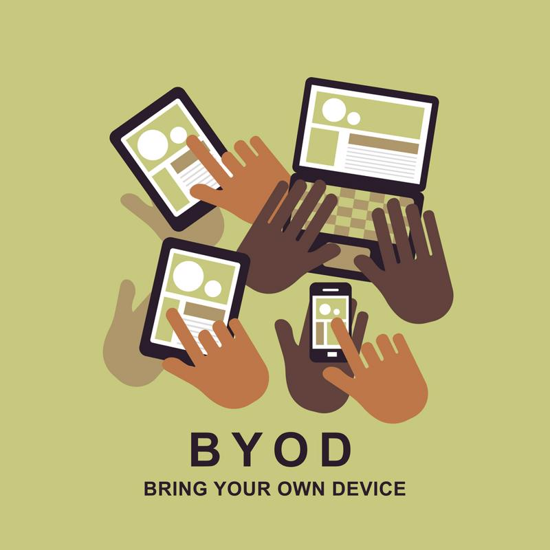 A key principle of BYOD is sharing devices and information. This is at the heart of what makes it such a complication for IT and support staff.