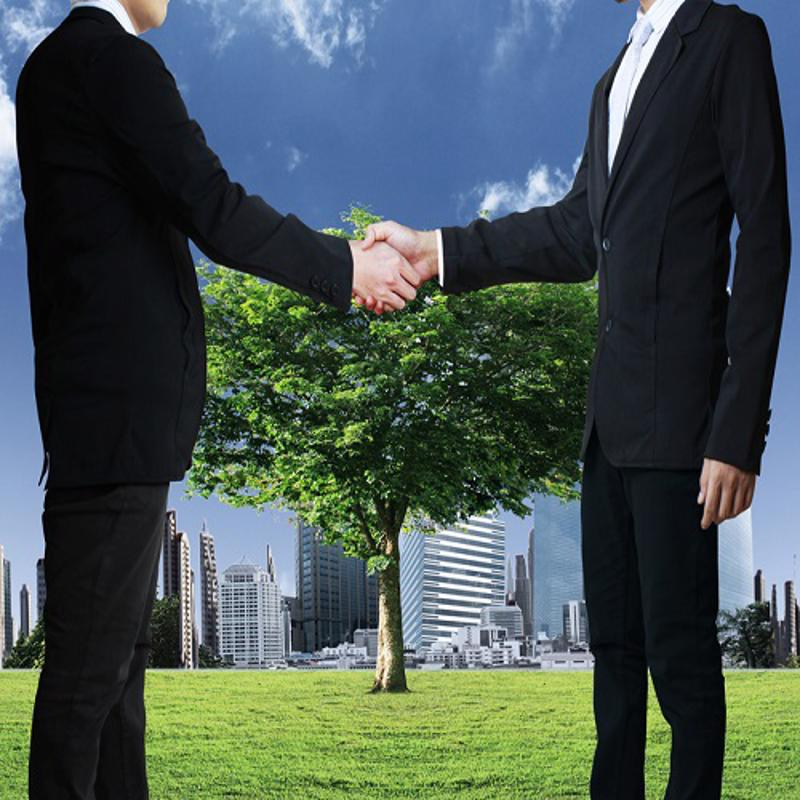 Businesses and charities can work together to reach mutually beneficial goals.