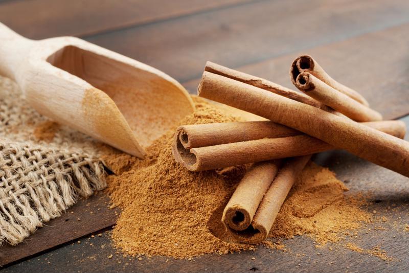 Use cinnamon to create this festive fall treat.