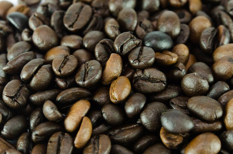 Climate plays a major role in coffee bean growth.