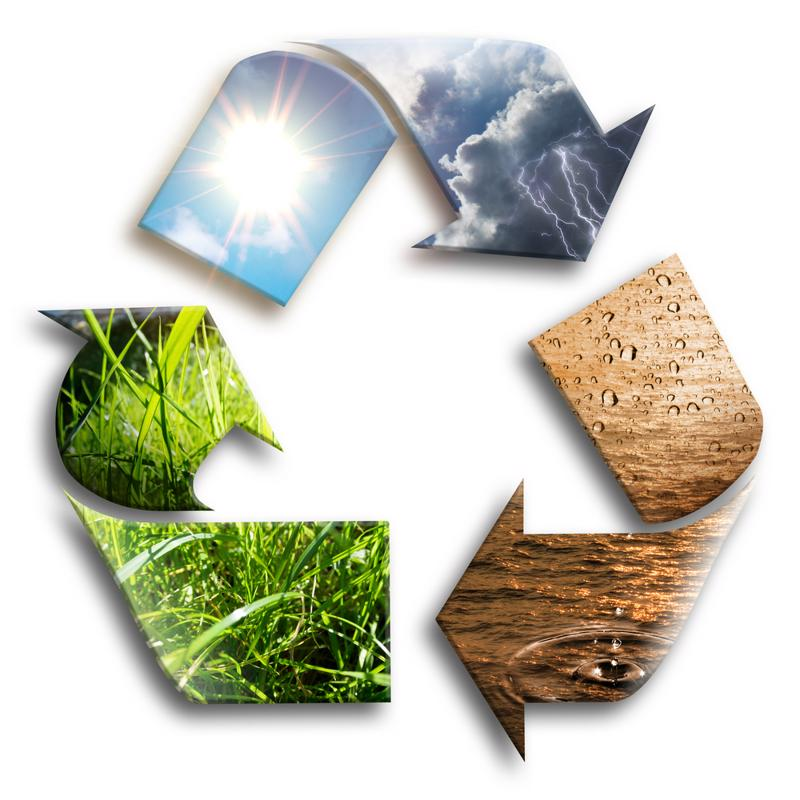 From the technology industry's perspective, a circular economy focuses on the recycling of materials as well as virtualization.