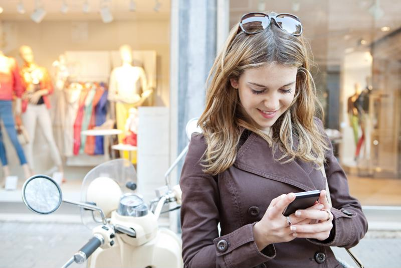Gen Z shoppers prefer to read reviews from their peers.