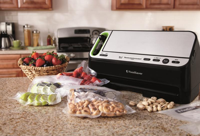 This vacuum sealer is the frugal foodie's one-stop-shop for saving all kitchen items.