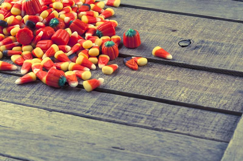 Chances are, you'll end up with an abundance of Halloween candy.