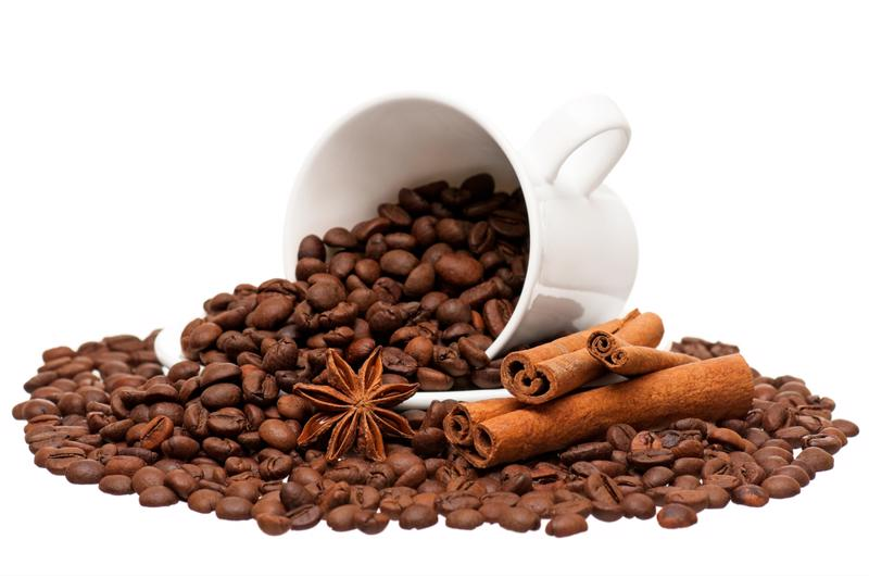 Cinnamon is a great addition to coffee.