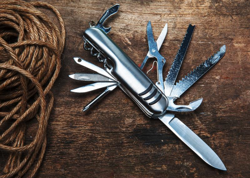"Motor Trend loved Colorado's ""Swiss Army knife"" versatility."