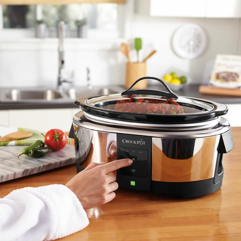 Nothing beats the convenience of a digital slow cooker.