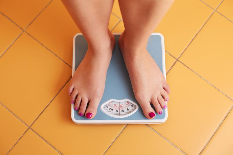 Maintaining a healthy weight can drastically reduce your blood pressure.