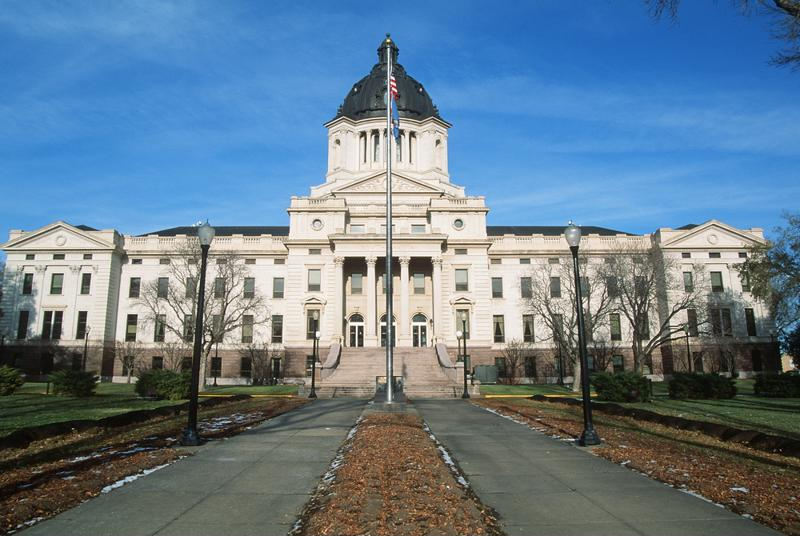South Dakota's government is supporting Military Appreciation Month.