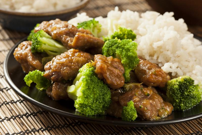 Combine your slow cooker broccoli with other ingredients for a tasty meal.