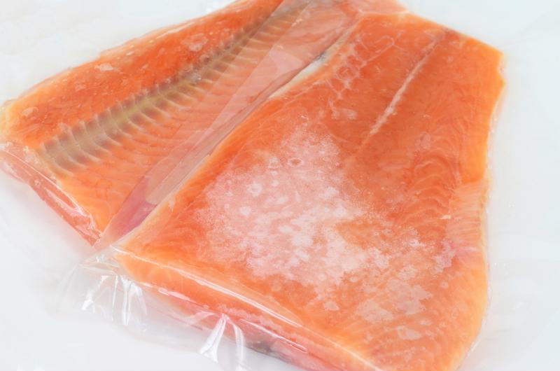 Fish, beef, chicken, pork - it can all be thawed using the same methods.