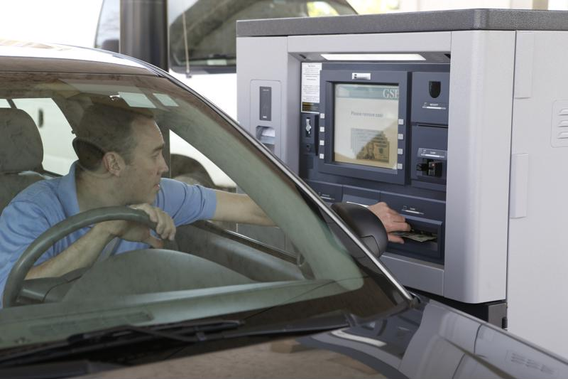 More ATMs will soon be able to handle EMV transactions.