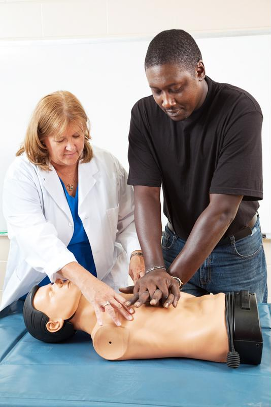 Offering CPR training for all staff is an effective safety strategy.