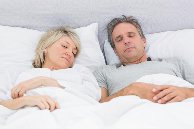 Upgrade the pillows you sleep on.
