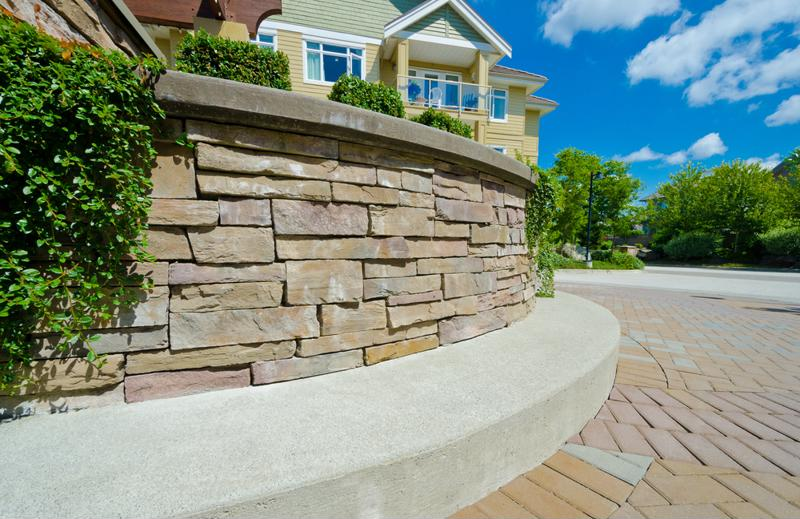 Stone siding is great for creating a more sophisticated and modern exterior for your home.