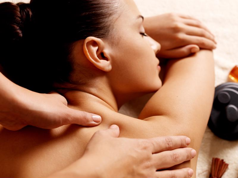 Soothe your muscles with a massage.