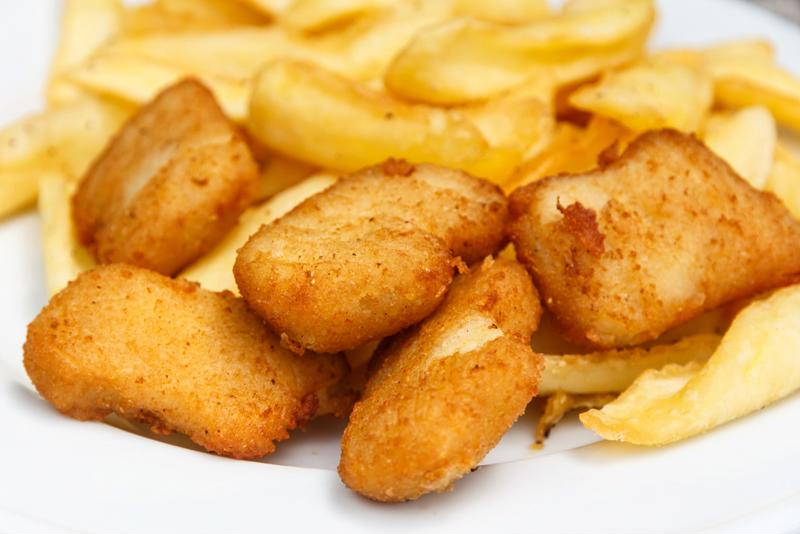 Large quantities of chicken and other popular foods are increasingly difficult to come by.