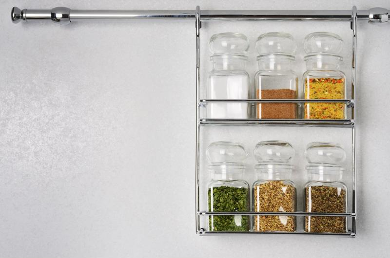 Look through your spice rack for inspiration.