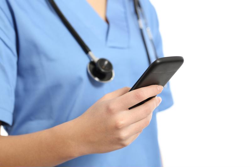 Mobile health care apps make nurses jobs easier, resulting in higher quality of care and more productive staff members.