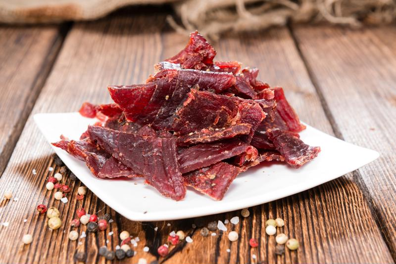 Jerky is fun to make and a great way to use up your game.