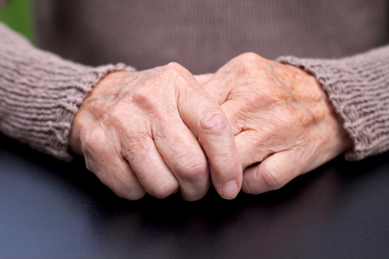 Parkinson's disease, tremors, shakes, seniors, arthritis