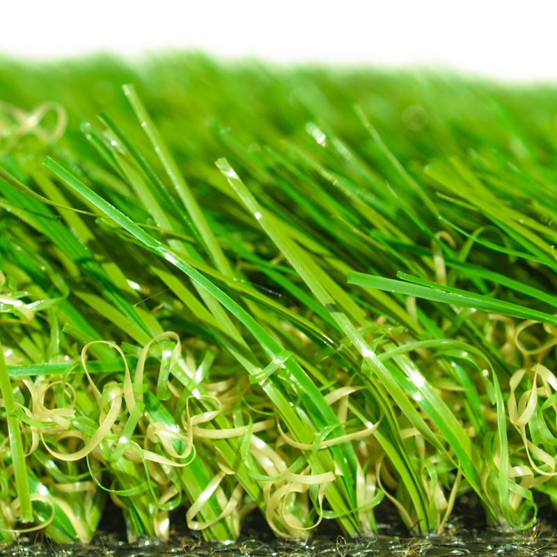 Its authentic look and low maintenance make artificial turf a sufficient landscaping option.