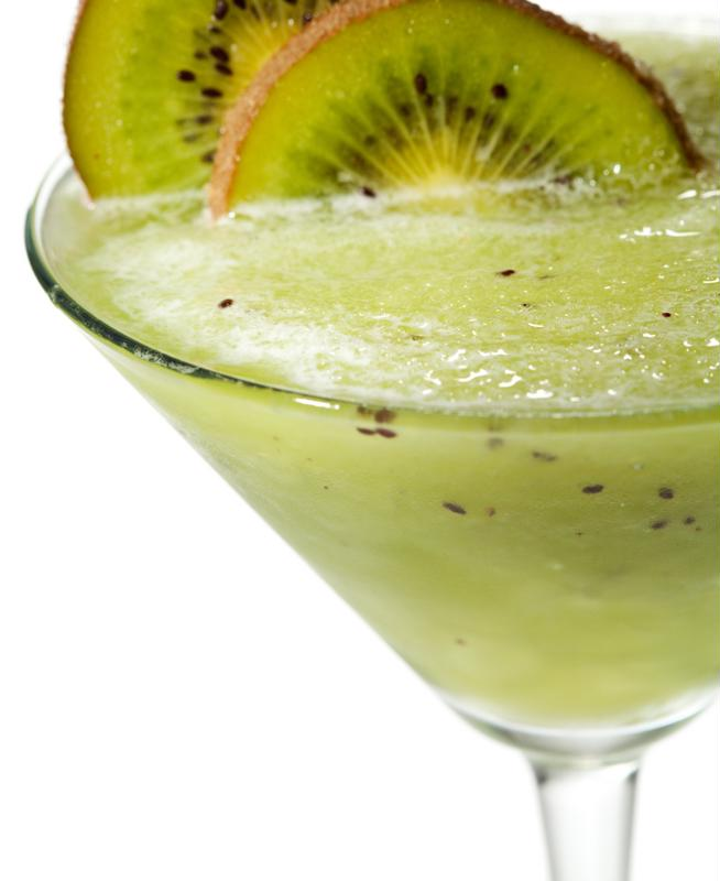 Save some extra kiwis for garnishes.