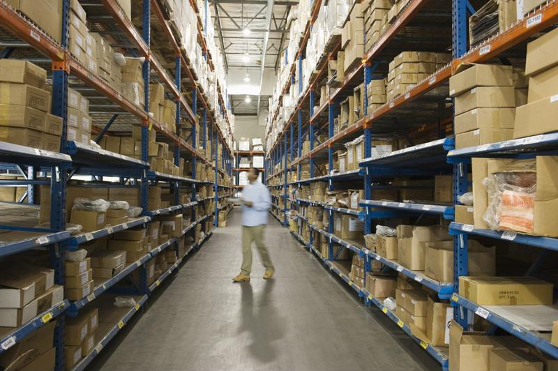 Get a better sense of what's happening in your warehouse.