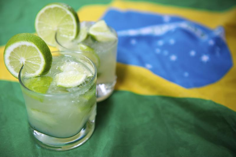 Embrace the national drink of Brazil this summer!