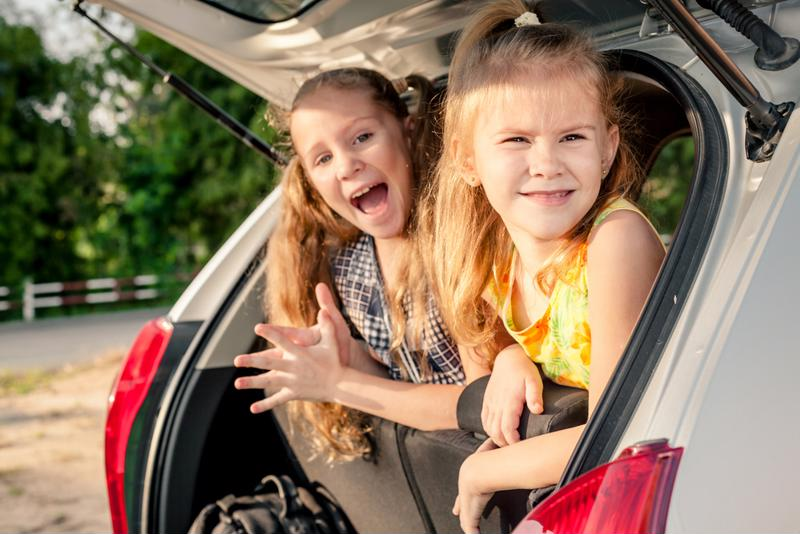 If you're planning on starting a family, it's best to buy a bigger car.