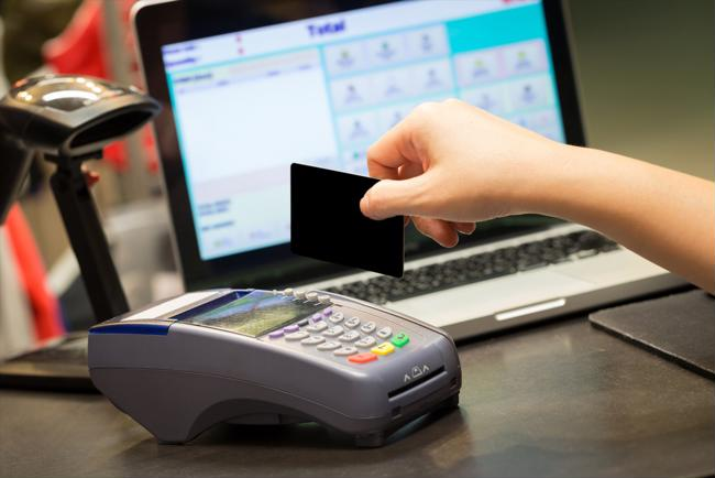 Fraudulent credit card purchases remain prevalent.