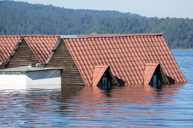 The NFIP offers flood insurance for participating communities.