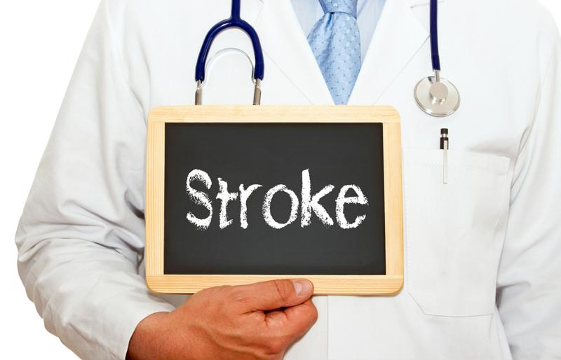 Stroke is a serious risk for many men.