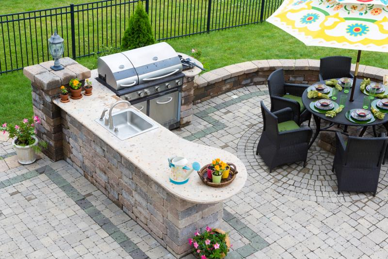Having Everything You Need Within Armu0027s Reach Is Essential For Creating The Ultimate  Outdoor Kitchen Area